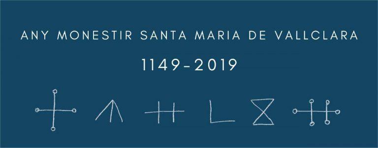 S'inicia l'Any Monestir Santa Maria de Vallclara