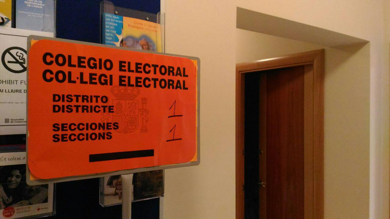 El resultat de les eleccions locals i europees a Cabassers