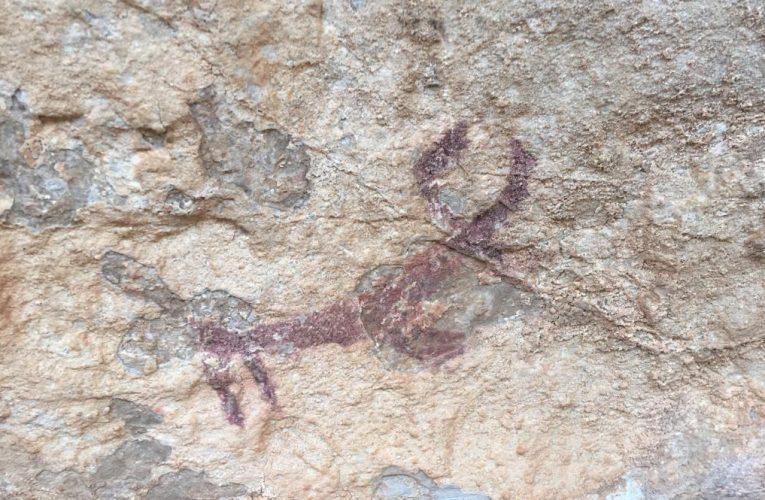 La pintura rupestre del Montalt