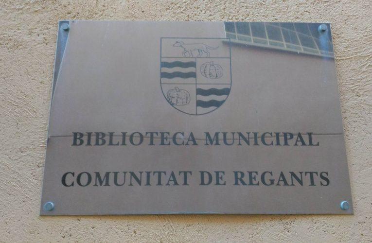 La Comunitat de Regants renova la junta