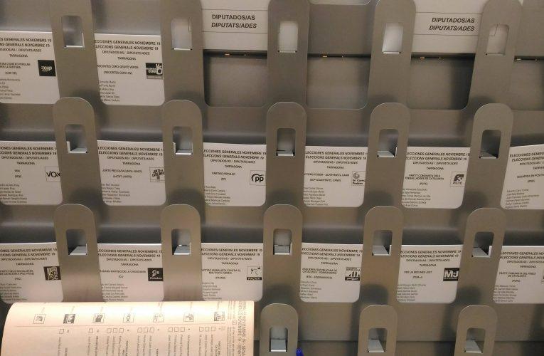 Anàlisi del vot de les eleccions d'ahir