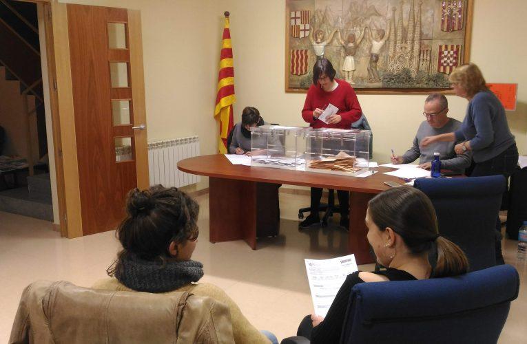 ERC guanya les eleccions espanyoles a Cabassers i l'independentisme suma el 65,37% del vot
