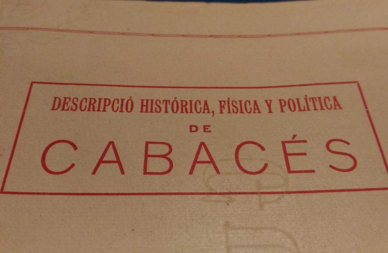 El Centre d'Estudis Santa Maria de Vallclara adquireix un exemplar original de la Descripció de Delfí Navàs, del 1918