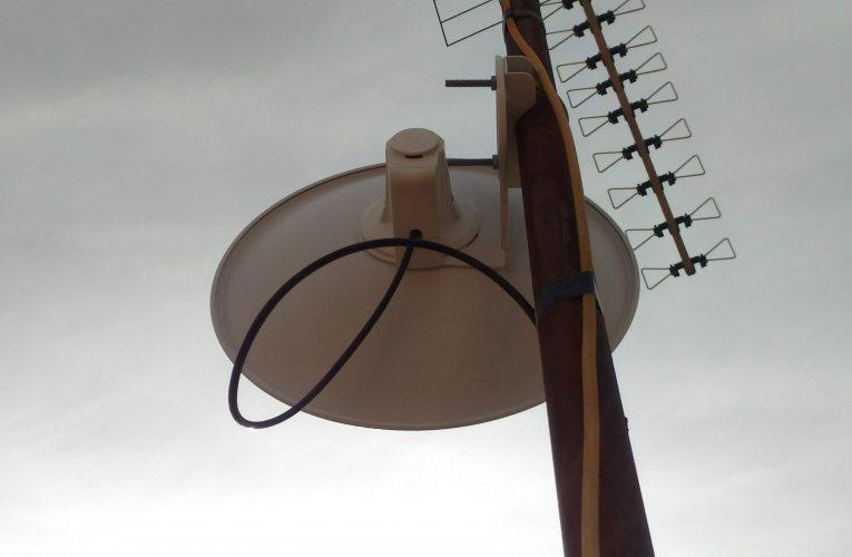 Greus problemes de connectivitat a Internet