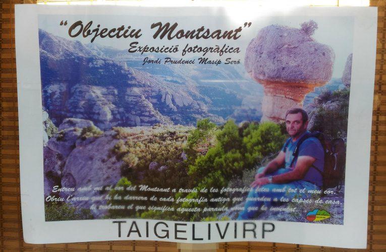 Prorrogada fins al maig l'exposició de fotografies del Montsant