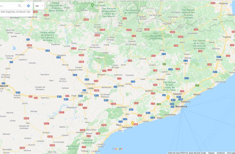 Última hora: el President Torra ordena el confinament de tota Catalunya