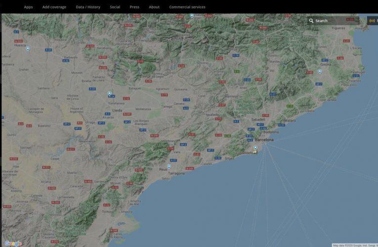 La crisi del SARSCoV2 fa disminuir el trànsit aeri a nivells inèdits