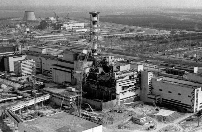 A Txernòbil el perill tampoc no es veia