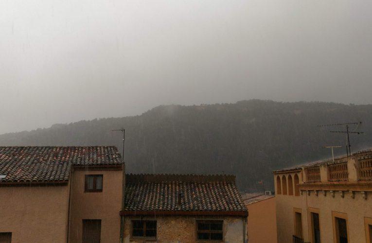 Arriba la pluja anunciada