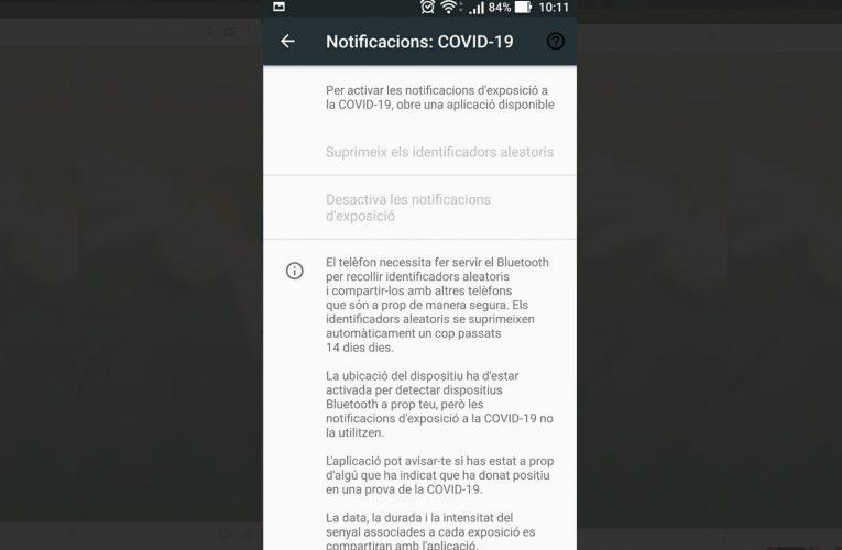 Google instal·la una API als mòbils Android per a rastrejar contactes de Covid-19