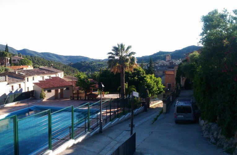 La piscina municipal, oberta entre demà i el 31 d'agost