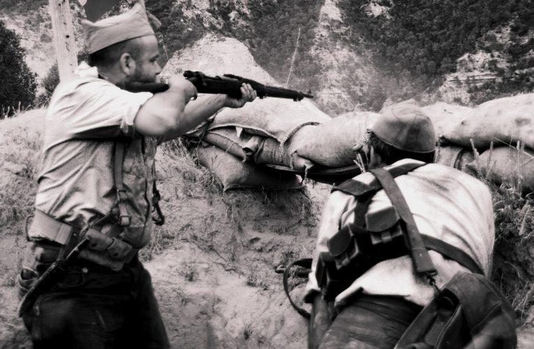 Guerra i Covid-19