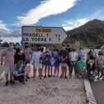 Cabassers reparteix en ruta la Flama del Canigó al Priorat
