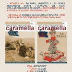 Presentació de la revista Caramella a Cabassers