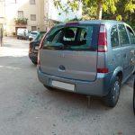 Trenquen el vidre d'un cotxe a Sant Miquel